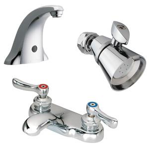 Faucet and Shower Units