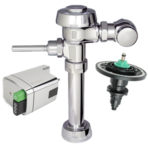 Flushometer Parts and Units