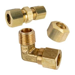 Compression Fittings Brass