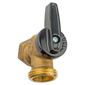 1/4 Turn Ball Type Boiler Drain Valves