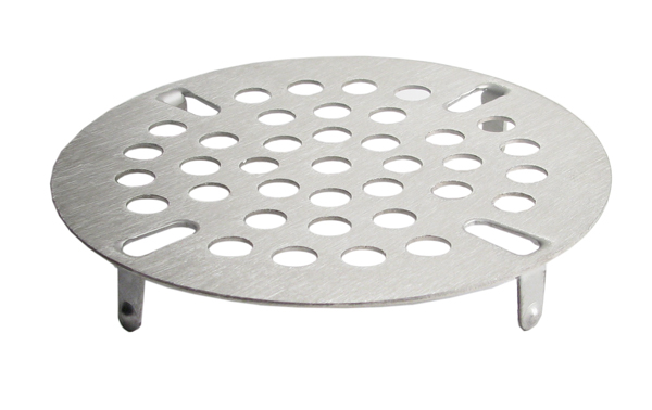 "3-7/16"" OD S/S LEVER WASTE STRAINER"