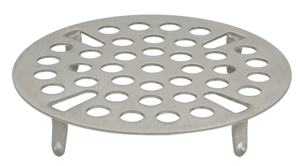 "3-1/8"" OD S/S LEVER WASTE STRAINER"