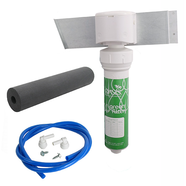 EZ-TURN GREEN FILTRATION SYSTEM FOR P8AM & P8AC SERIES MODELS