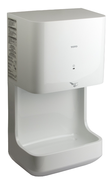ENERGY SAVING HS HAND DRYER WHITE