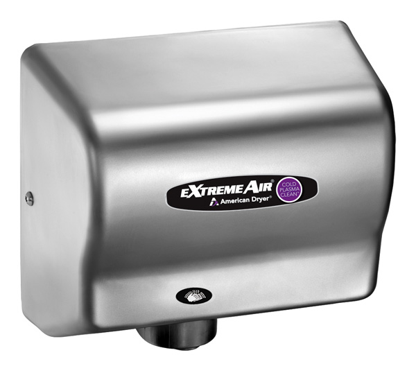 SS COMPACT HIGH SPEED HAND DRYER