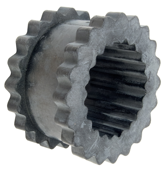 PUMP COUPLING RUBBER SLEEVE