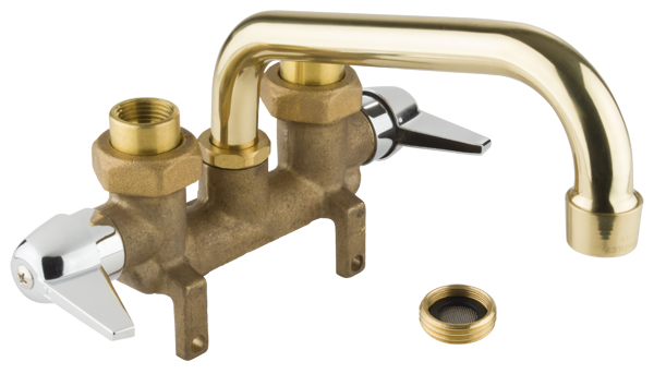 BRASS LAUNDRY FAUCET