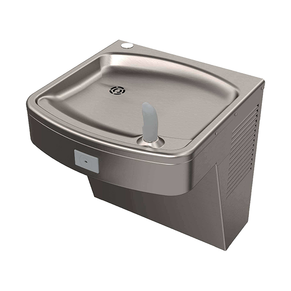 BARRIER FREE WATER COOLER 8GPH STAINLESS STEEL