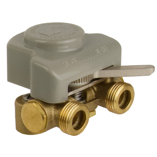RETRO-FIT WASHING MACHINE AUTOMATIC WATER SHUT OFF VALVE