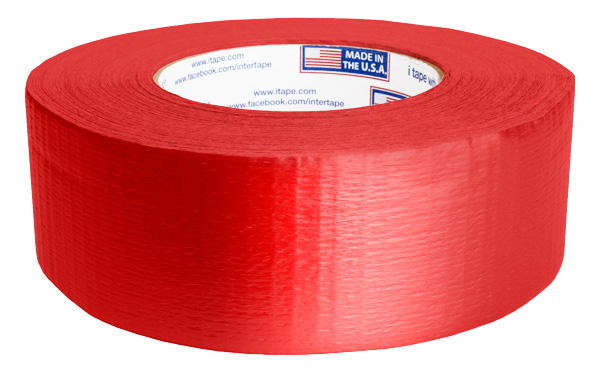 DUCT TAPE - RED GENERAL PURPOSE