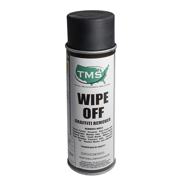 WIPE OFF VANDAL MARK REMOVER 16.5 OZ