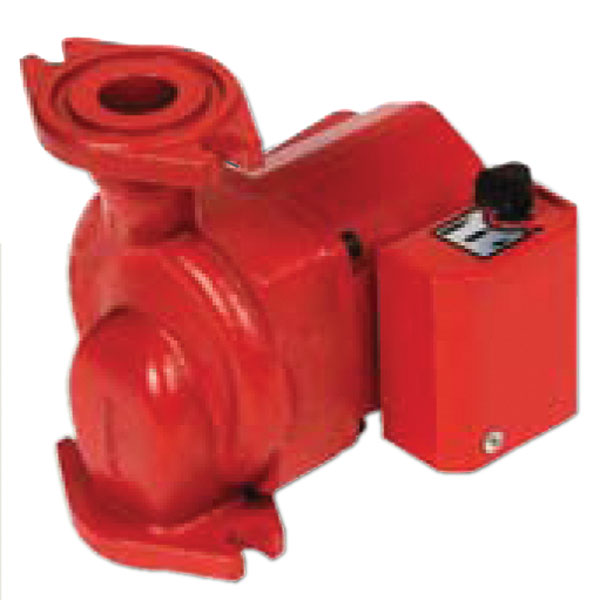 3-SPEED CI WET ROTOR PUMP