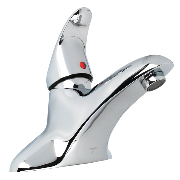 CP SINGLE LEVER LAV FAUCET-LEAD FREE