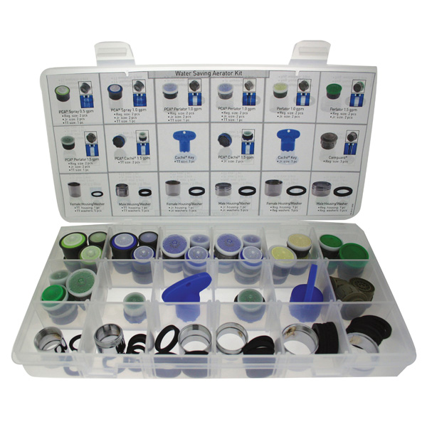 77 PC WATER SAVING AERATOR KIT