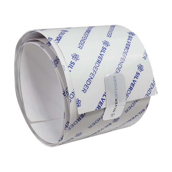 """ROLL ANTIMICROBIAL TOUCH POINT TAPE 4"""" X 60 YDS"""