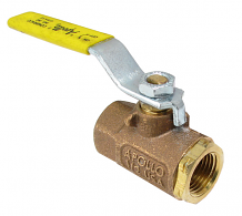 "1/2"" IPS BRONZE BALL VALVE"