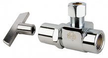 LOOSE KEY ANGLE STOP 3/8 IPS X 3/8 OD HEAVY DUTY