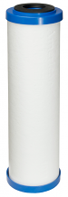 DUAL-CORE WATER FILTER CARTRIDGE
