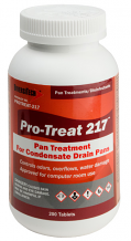 PRO-TREAT CONDENSATION ECONOMY DRAIN PAN TREATMENT TABLETS (200 CT)