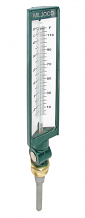"9"" 0-120F ADJUSTABLE THERMOMETER-3-1/2"""