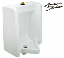 "URINAL 3/4"" TOP SPUD WALL HUNG .125 GPF TO 1.0 GPF"