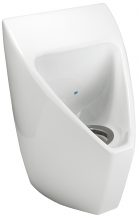 WATERFREE WALL HUNG HYBRID URINAL WITH JETRINSE