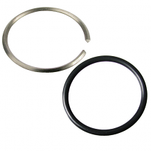 'O' RING/LOCK RING KIT