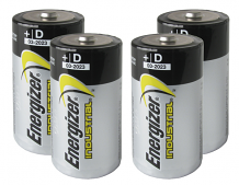 """D"" ALKALINE BATTERY"