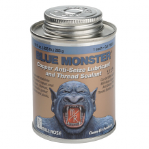 BLUE MONSTER ANTI-SEIZE LUBRICANT-COPPER