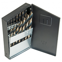 15 PC MAG PREMIUM DRILL SET