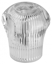 LUCITE HANDLE LARGE COLD