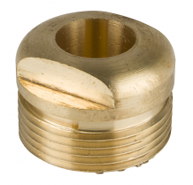 BRASS BONNET NUT