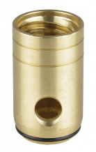 RH BRASS STEM BARREL