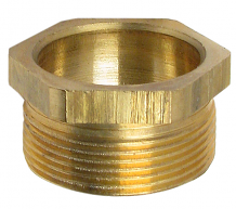 STEM LOCKNUT - BRASS