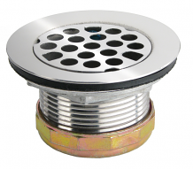 BAR SINK DUPLEX STRAINER