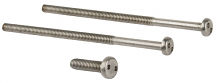 VANDAL PROOF SCREWS (3 PC)