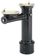 HAWS - OUTDOOR ANTIQUE HI-LOW PEDESTAL