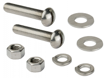STAINLESS STEEL HARDWARE KIT