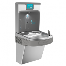 S/S WATER COOLER W/ FILTERED BOTTLE FILLING STATION