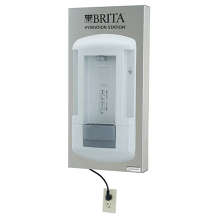 HAWS - BRITA SURFACE MOUNT HYDRATION STATION W/2,500GAL FILTER