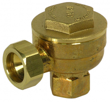 "1/2"" ANGLE THERMOSTATIC STEAM TRAP"