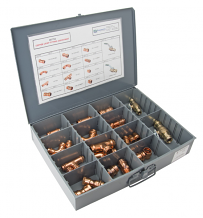 COPPER PRESS FITTING ASSORTMENT