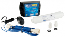COMMERCIAL ICE MAKER - DESCALER & FILTER