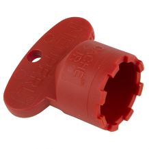 RED CACHE JUNIOR AERATOR TOOL