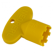 YELLOW CACHE TOM THUMB AERATOR TOOL