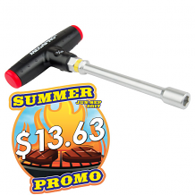 """5/16"""" T-HANDLE NUT DRIVER"""