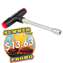 """7/16"""" T-HANDLE NUT DRIVER"""
