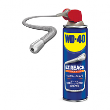 AEROSOL PENETRANT-LUBRICANT WD-40 14 OZ WITH EZ REACH FLEXIBLE STRAW