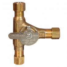 "LF 3/8"" OD MECHANICAL THERMOSTATIC MIXING VALVE"