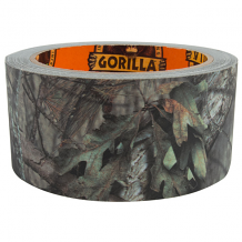 GORILLA DUCT TAPE (MOSSY OAK CAMO) 1.88 IN X 9 YD